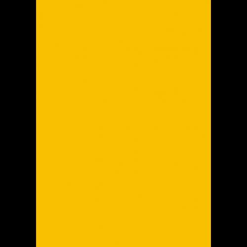 Lederfarbe nach RAL von 'Leather-Doc' RAL 1023 Verkehrsgelb