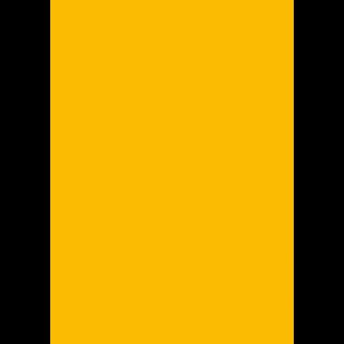 Lederfarbe nach RAL von 'Leather-Doc' RAL 1028 Melonengelb
