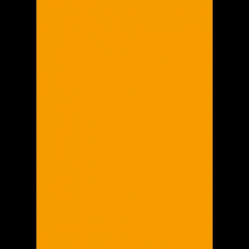 Lederfarbe nach RAL von 'Leather-Doc' RAL 1033 Dahliengelb