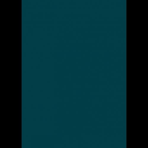 Lederfarbe nach RAL von 'Leather-Doc' RAL 5020 Ozeanblau